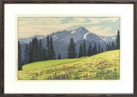 Mount Holly [sic] Cross, Vail Colorado